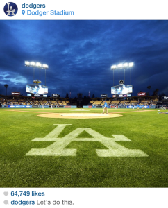 Dodgers Opening Day